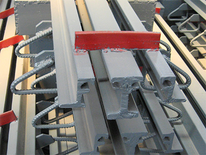 India Modular expansion joint