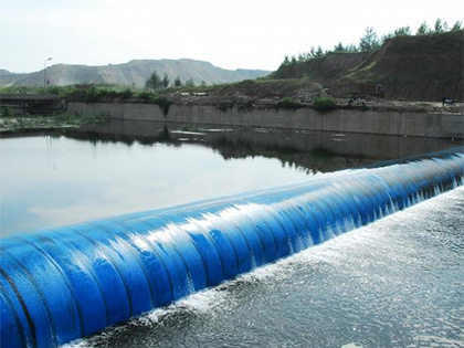 India Inflatable Rubber Dam