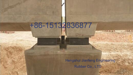Congo What's the application of rubber bridge bearing