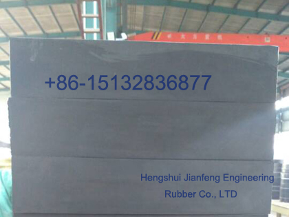 Congo classification of laminated rubber bearing